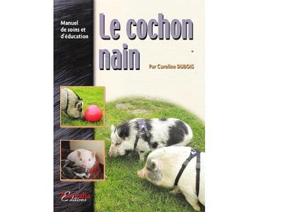 Livre « Le cochon nain » – soins et éducation